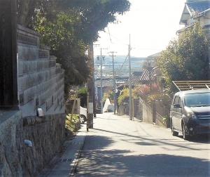 坂の町亀崎