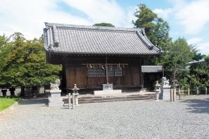 知里付神社